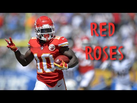 Tyreek Hill ||  R E D   R O S E S || Chiefs Highlights || 20
