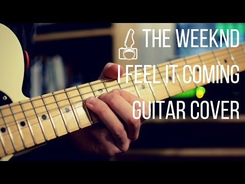 The Weeknd ft. Daft Punk - I Feel It Coming //...