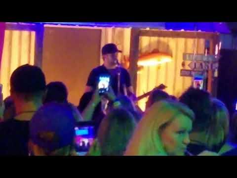 Luke Bryan's VIP!