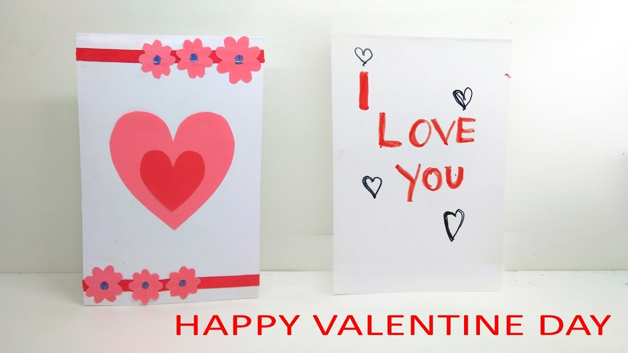 Pop Up Valentines Cards Handmade Greeting Love Card Anti