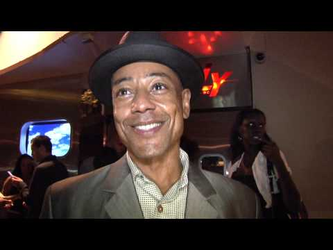 Giancarlo Esposito at Fly Lounge DC