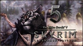 Прохождение TES V: Skyrim - Legendary Edition — #5: Халера