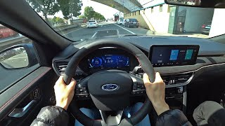 2020 Changan Ford Escape 2.0T AWD ST-LINE POV Test Drive