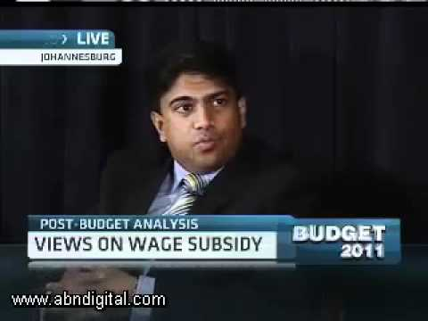 Post Budget Panel Discussion - Part 1