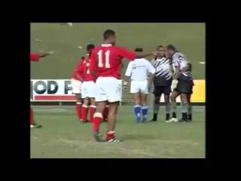 South Pacific Games  2003 Fiji vs Tonga Rugby Union