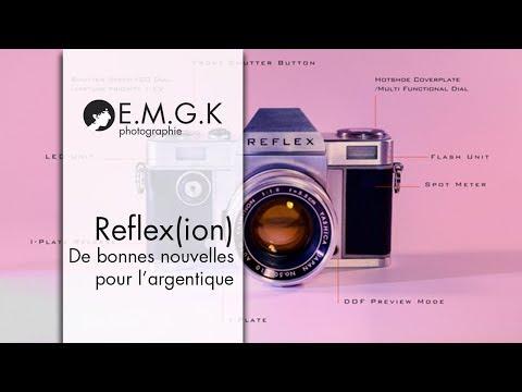 REFLEX CAMERA - De bonnes nouvelles pour la photo argentique