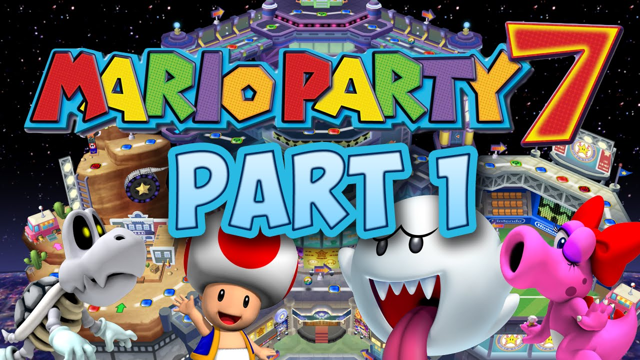 how to play mario party online