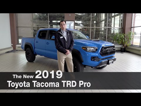 New 2019 Toyota Tacoma TRD Pro | Bloomington | Burnsville | Mpls | Maplewood, MN