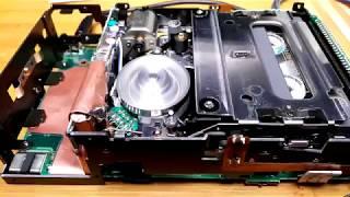 Aiwa HD-S1: первые шаги после пересборки ЛПМ