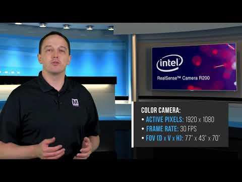 Intel RealSense Camera R200 | Featured Product Spotlight