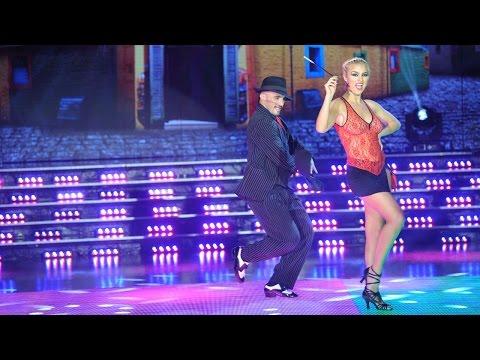 Ailén Bechara se perdió en la coreografía y le pusieron doble cero