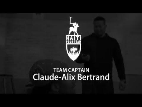 Haiti Polo Team Captain - Claude-Alix Bertrand at Functional Muscle Fitness