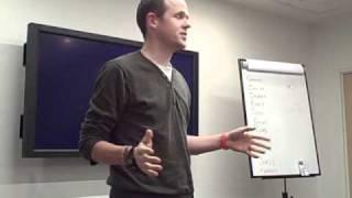Andy Glover Lightning Talk - Danish Alliance (EuroStar)