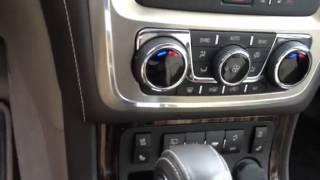 2014 GMC Acadia Denali | Davis Chevrolet | Airdrie Alberta