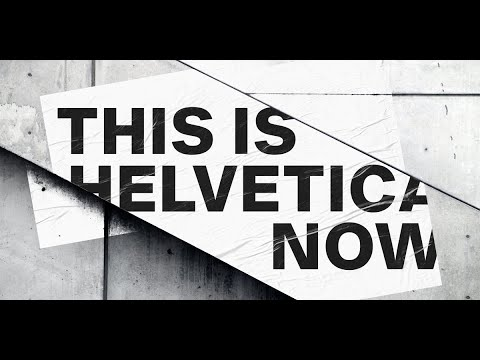 Helvetica, The Iconic Font Both Loved And Loathed, Gets Its 1st Redesign In 36 Years