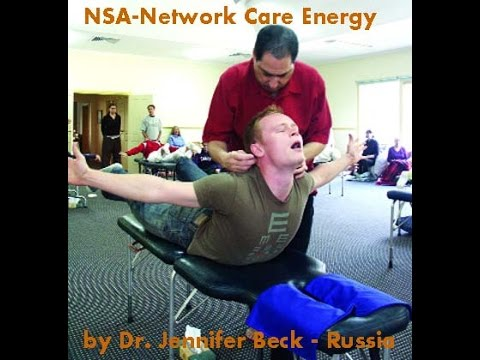 Dr  Jennifer Beck - NSA Network Care Energy in Russia