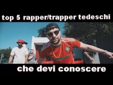 Top 5 rapper/trapper tedeschi che devi conoscere 💀🤘💀