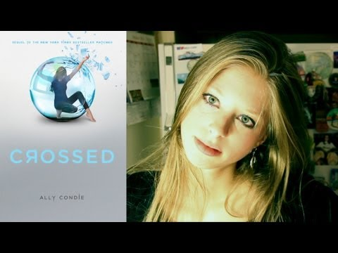 CROSSED BY ALLY CONDIE: Booktalk With XTINEMAY