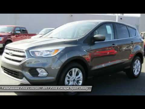 2017 Ford Escape Tallahassee FL 60654