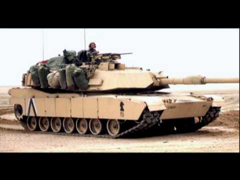 Start-up Sound - U.S. Army M1A1 Tank - Gas Turbine Engine