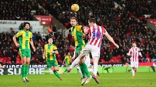 Highlights: Stoke City v West Bromwich Albion