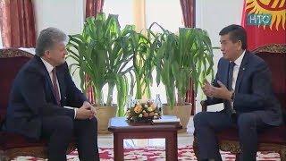 #Итоги Недели (12.11.18–18.11.18) / #Подборка Главных Новостей Недели / #НТС – #Кыргызстан