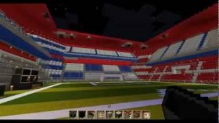 Let´s Show Allianz Arena [Minecraft] [HD] (bitte Beschreibung lesen)