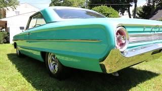 1964 Ford Galaxie 500 Fastback For Sale~406 Tri Power~4 Speed~Fantastic Car!!