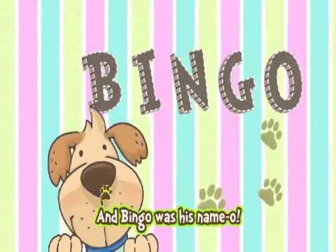 Học tiếng Anh lớp 3 qua bài hát Bingo