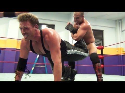 Beyond Wrestling [All Killer 07] Dickinson vs. Marconi, Dunkerton vs. Henson, Talent vs. Fury