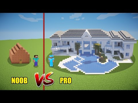 MINECRAFT - NOOB VS PRO #42
