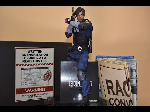 resident evil 2 remake collectors editions