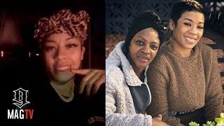 Keyshia Cole Mother Frankie Gives Advice For Her New Video! 🎥