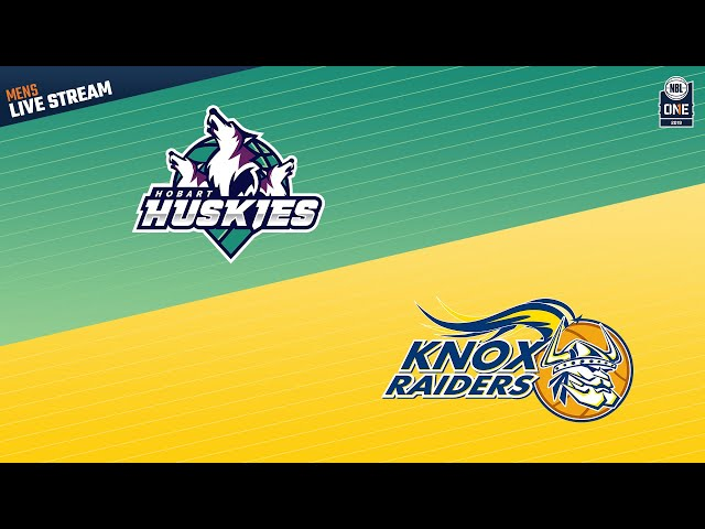 NBL1 Men Round 11 | Hobart vs Knox
