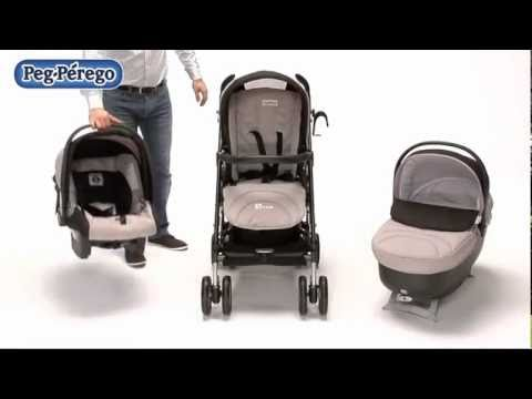 peg perego Pliko Switch Compact On Track Modular
