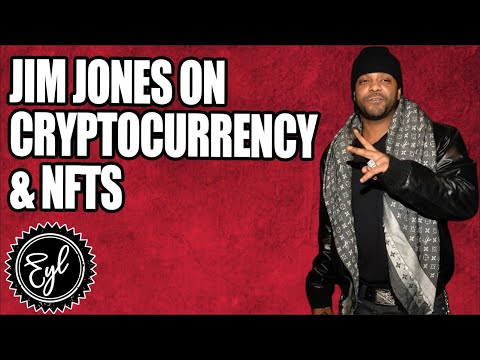 JIM JONES ON CRYPTOCURRENCY & NFTS
