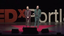 How to not let negativity hinder your life | The Gay Beards | TEDxPortland
