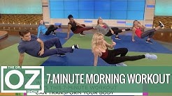 7-Minute Morning Workout