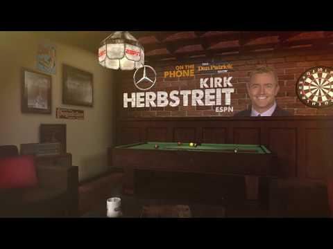 ESPNs Kirk Herbstreit Talks Urban Meyer, Mahomes & More wDan Patrick  Full Interview  102218