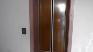 Электрический лифт(Таллинн)V=1м/с. Г/П - 320 кг.