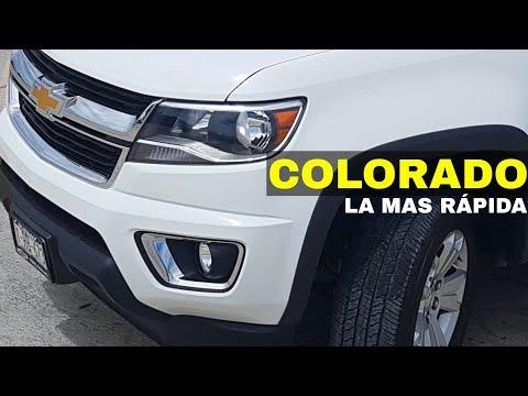 📽Chevrolet Colorado 4x4 ¡La Mas Rápida Camioneta Pickup De Trabajo!