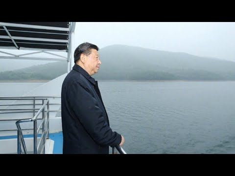 CGTN: China prioriza a conservação em seu projeto de transposição de água