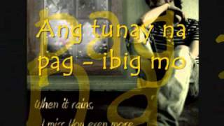 """MULI"" with Lyrics  song by Rodel Naval"
