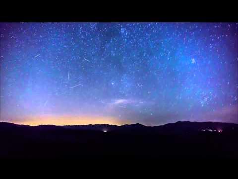PERSEID METEOR SHOWER TIME LAPSE - AUGUST 14, 2015 - SANTA YSABEL, CALIFORNIA