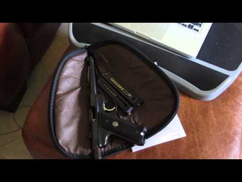 Ruger Mark II & The Meat Trapper Youtube Channel