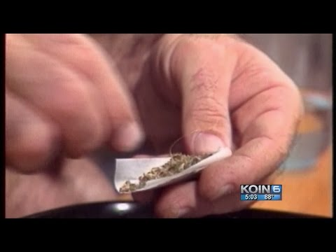 Is second-hand pot smoke bad for kids?