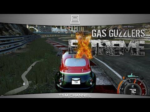 Gas Guzzlers Extreme Gameplay GeForce 8600M GT |