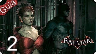 Batman Arkham Knight parte 2 Español PS4