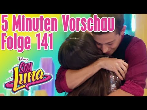 5 Minuten Vorschau - SOY LUNA Folge 141 || Disney Channel