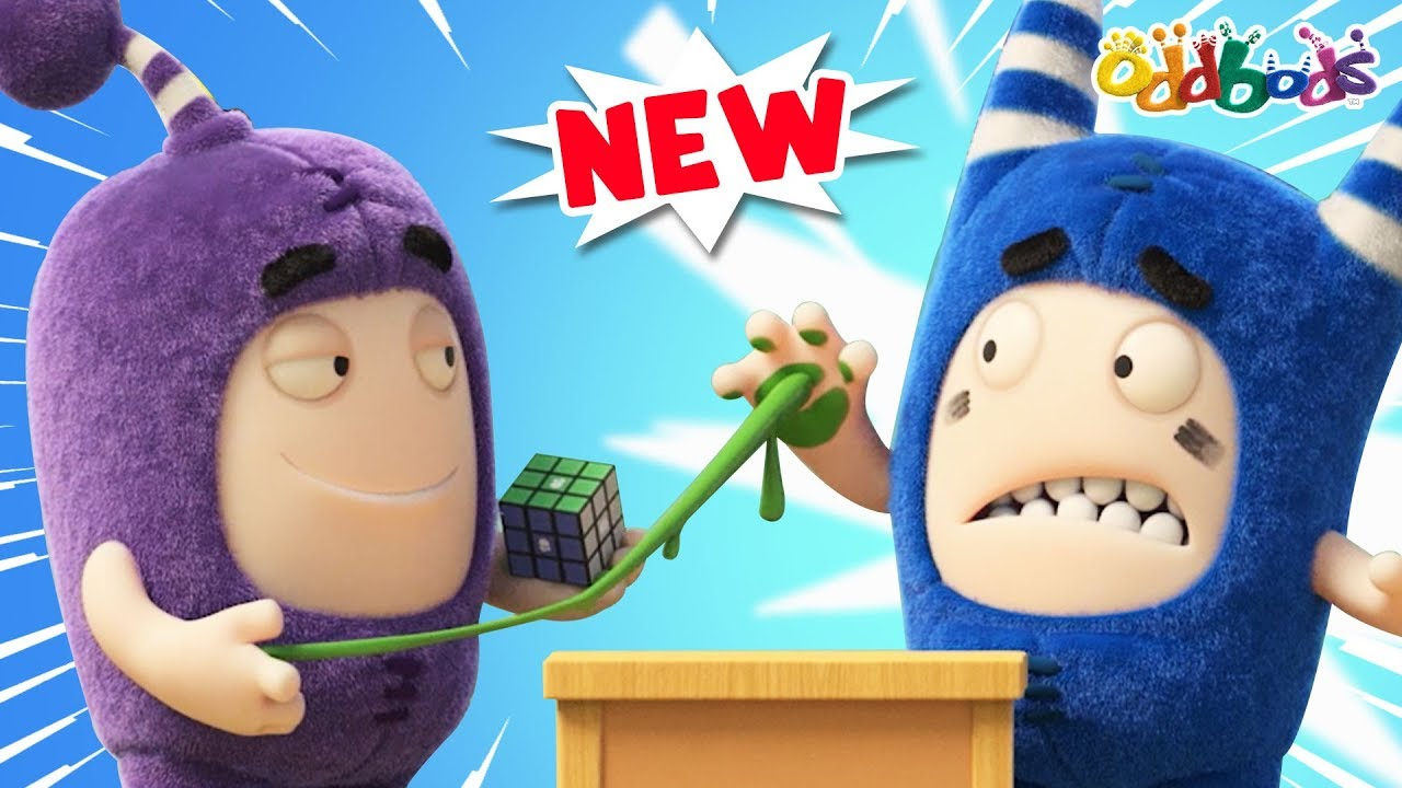 Oddbods | NEW | Toy Crazy | Funny Cartoons For Children
